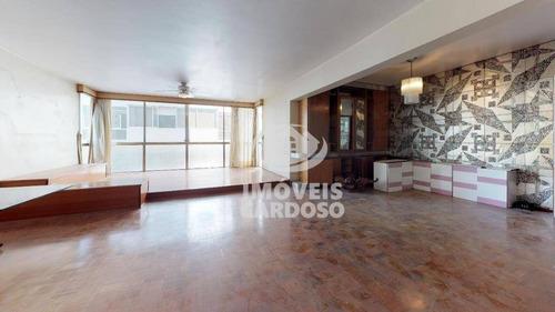 Imagem 1 de 19 de Apartamento Com 3 Dormitórios À Venda, 167 M² Por R$ 1.545.000 - Higienópolis - São Paulo/sp - Ap3436