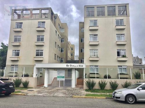 Imagem 1 de 13 de Apartamento Com 3 Dormitórios À Venda, 83 M² Por R$ 340.000,00 - Bacacheri - Curitiba/pr - Ap0412