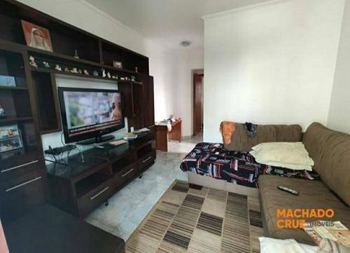 Apartamento Com 3 Dormitórios À Venda, 91 M² Por R$ 535.000,00 - Centro - São Bernardo Do Campo/sp - Ap0146