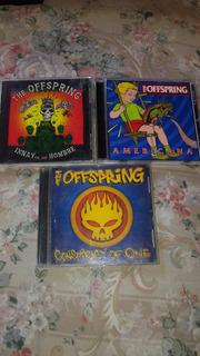 Cds. The Offspring. Punk. Rock. Ska. Surfing. (25v)