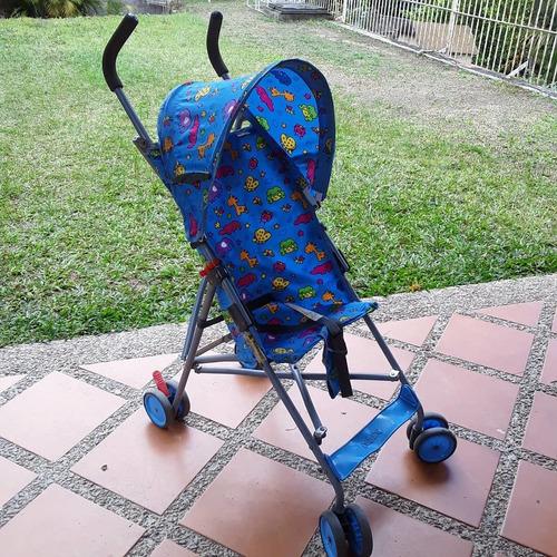 Imagen 1 de 3 de Coche De Bebe Tipo Paraguas