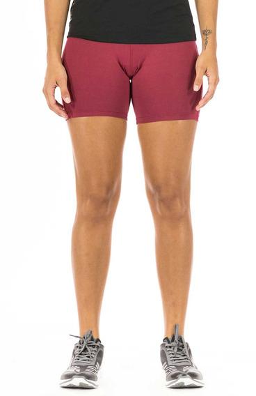 Calza Training Fix Rojo Mujer Kappa