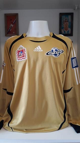 Camisa Futebol Saturn Goleiro Russia