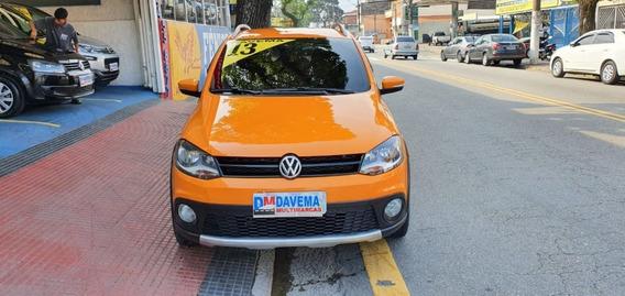 Volkswagen Crossfox I-motion 1.6 Vht (flex) 2013