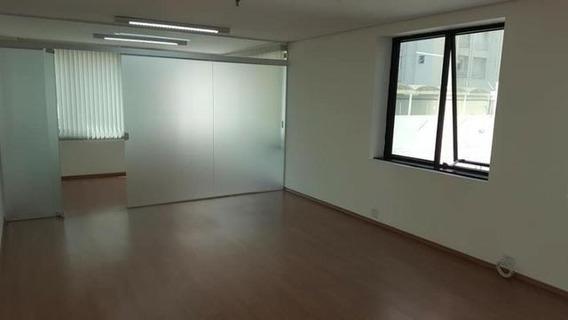 Sala/locação - Brooklin - 48 M² Misalo213025