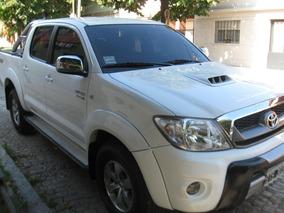 Toyota Hilux 3.0 I Srv Cab Doble 4x2 Cuero