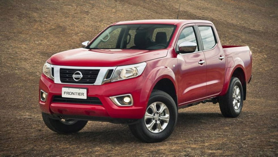 Nissan Frontier Xe 4 X 4 Motor 2.3 Cab Doble 2020 0 Km Full
