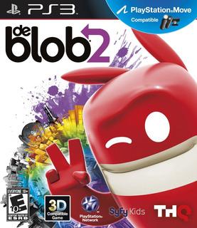 Ps3 De Blob 2 En Español Fisico Nuevo Envio Gratis