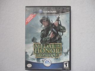 Medfal Of Honor Frontline Gamecube Y Wii