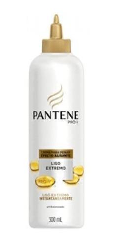 Crema De Peinar Pantene 300 Ml Liso Extremo