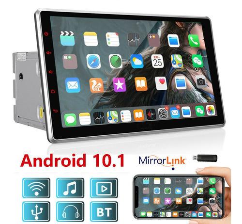 Android 10.1 Coche Estéreo Navegación Gps Radio Doble 2din