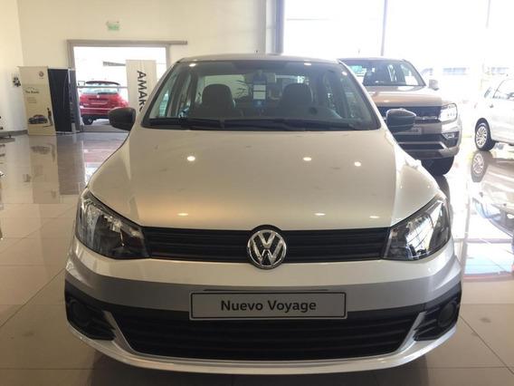 Volkswagen Voyage Trendline 1.6 2019 0km Vw Tasa 0% Gris