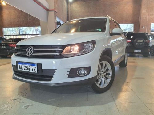 Volkswagen Tiguan 2.0 Elegance Tsi 200cv Tiptronic 2016