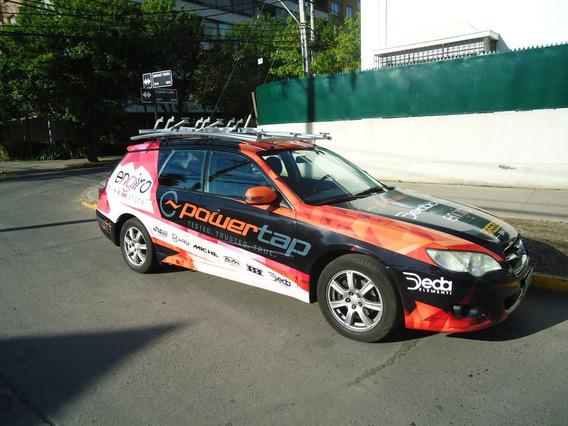 Team-car Ciclismo. Subaru Legacy Sw, Excelente Estado.