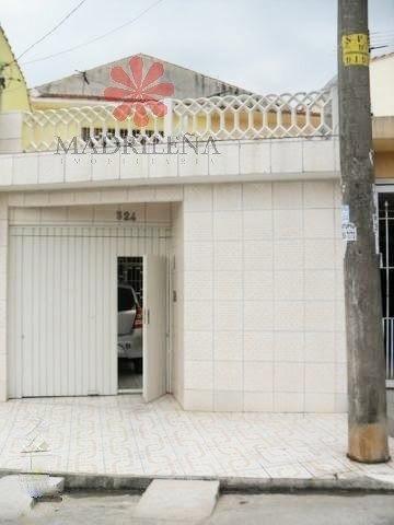Imagem 1 de 15 de Casa Sobrado Em Burgo Paulista  -  São Paulo - 771