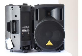 Bafle Behringer B212xl Caja Pasiva Parlante 200 Watts Rms