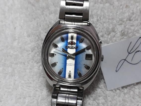 Relógio Orient, Masculino, Automático ! (azc)