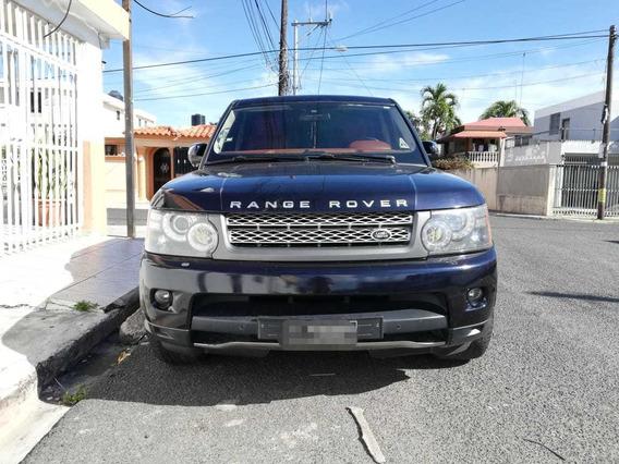 Land Rover Langue Rober Americana