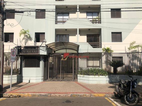 Apartamento Com 3 Dormitórios À Venda, 85 M² Por R$ 220.000,00 - Alto - Piracicaba/sp - Ap0726