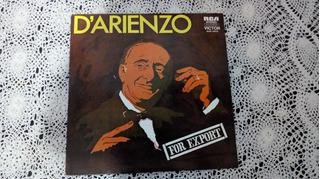 Darienzo For Export (disco De Vinilo)