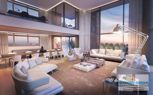 Imagem 1 de 15 de Apartamento Com 3 Dormitórios À Venda, 323 M² Por R$ 8.750.000,00 - Vila Olímpia - São Paulo/sp - Ap3294