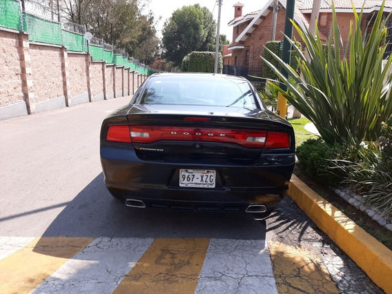 Dodge Charger 2012 5.7 Rt Aa Ee B/a Abs Cd Qc V8 At