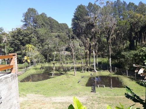 Imagem 1 de 29 de Chácara À Venda Em Juquitiba - 454 - 68738272