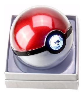 Carregador Celulares Pokémon Go Pokebola Led Pikachu