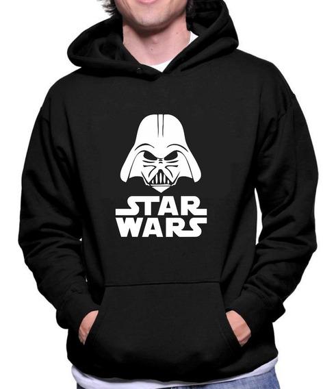 Abrigo De Moletom Top Star Wars Darth Vader