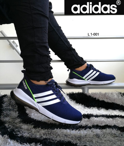 Zapatos Colombianos Deportivos adidas Para Caballeros!!