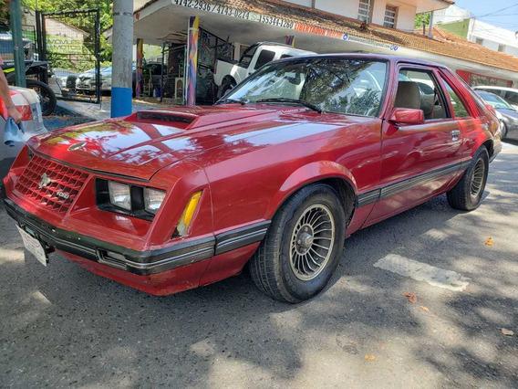 Ford Mustang Mod 1980, Financio, Permuto