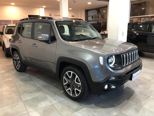 Jeep Renegade 1.8 Longitude Automática 6 V. (749+ Cuotas)