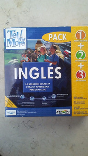 Aprender Ingles - Tell Me More - Curso De Aprendizaje