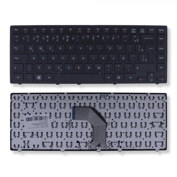 Teclado Para Notebook Lg S460 Padrão Br Com Ç Novo