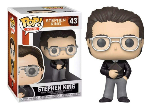 Funko Pop Stephen King #43 Regalosleon