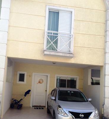 Sobrado Residencial Para Venda E Locação, Vila Scarpelli, Santo André - So17908. - So17908
