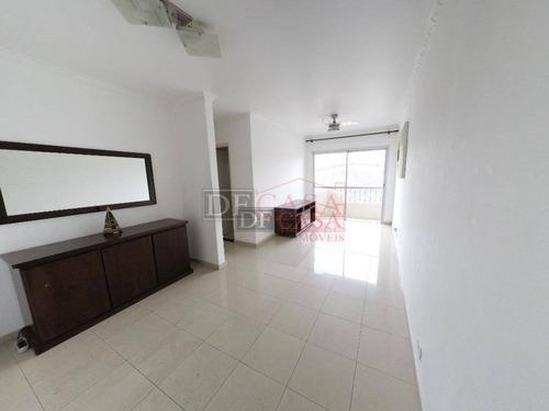 Imagem 1 de 30 de Apartamento Com 2 Dormitórios Com Vaga Livre E Lazer Completo Na Vila Carrão - Ap6338