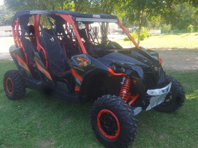 Utv Maverick Turbo 4 Lugares