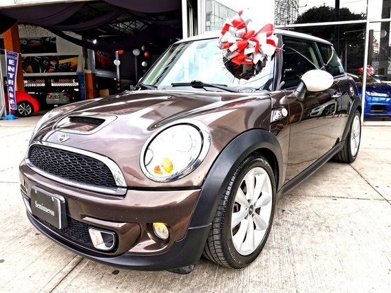 Mini Cooper 1.6 S Chili Aa Tela/piel Qc At 2011
