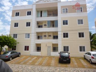 Apartamento Residencial Para Locação, Pedras, Fortaleza. - Ap0941
