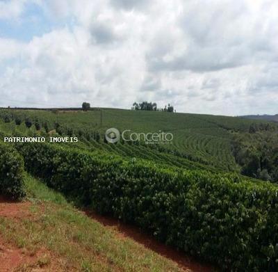 Fazenda Para Venda, Fazenda De Café Em Mg Com 2 Mil Hectares - 7967