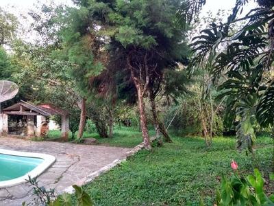 Chácara Para Venda Em Arujá, Parque Dos Jacarandas, 2 Dormitórios, 1 Banheiro, 4 Vagas - 0299