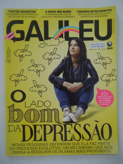 Galileu #226 Mai/2010 O Lado Bom Da Depressão