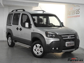 Fiat Doblò Adventure Locker 1.8 6v Flex 4p Manual 2010/2011