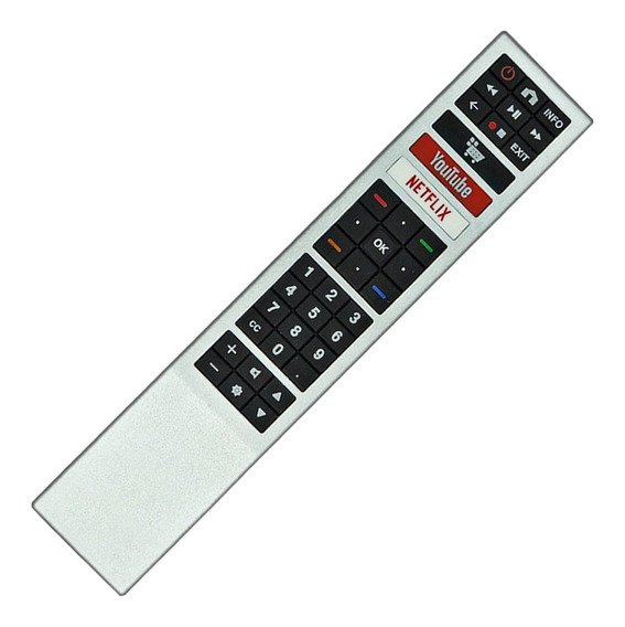 Controle Remoto Para Tv Aoc Led Smart 4k Netflix Rc4183901