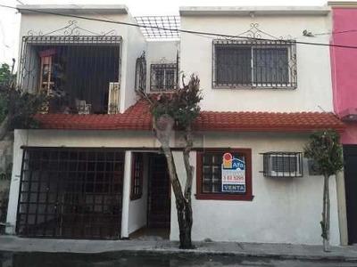 Casa Sola En Venta En Solidaridad Urbana, Carmen, Campeche