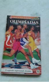 Coleção De Olho No Mundo Recreio N 19 Olimpíadas