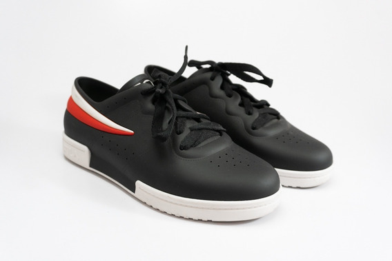 Tenis Masculino Melissa Sneaker + Fila Tamanho 40 Preto