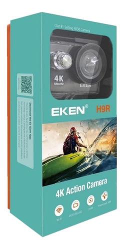 Camara Acción Eken H9r 4k 1080p Acuatica Nueva Version