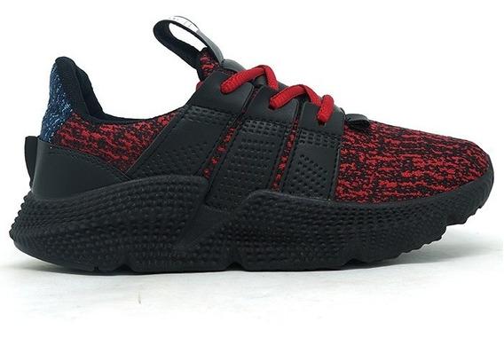 Tênis adidas Prophere Vermelho E Preto